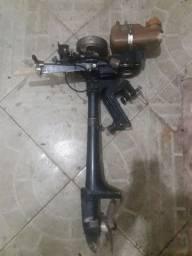 Motor de popa 4hp