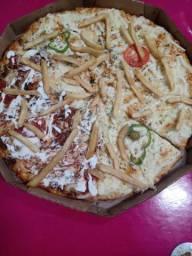 Melhor pizza e burgers da zona norte!