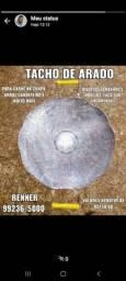 Chapa de disco de arado