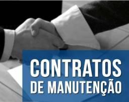 Contrato de Manutenção para Condominios ** Cftv, Cancelas Automática, Alarmes