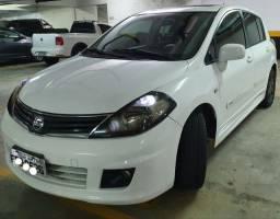 Nissan Tiida SL 12/13 Automático Completo