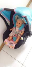 Bebê Conforto Tutti Baby Menina