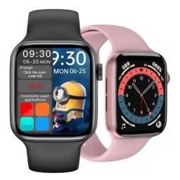 Smartwatch HW16 Tela Infinita de 44mm - Novo