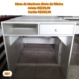 Mesa para Manicure! Marcenaria São José!