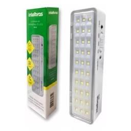 Luminárias Emergência Intelbras Emergência 100 Lúmen