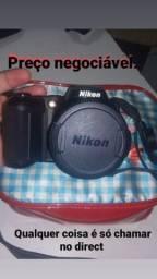 Câmera Nikon coolpix L330 (preço negociável)