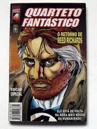 Quarteto Fantástico - O Retorno de Reed Richards   [Marvel | HQ Gibi Quadrinhos]