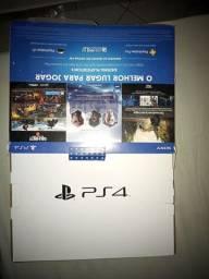 PS4 zero