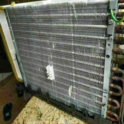 Limpeza de ar condicionado split e de janela