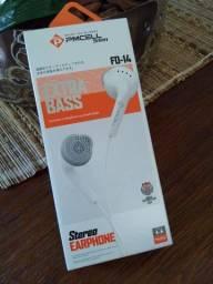 Fones  de ouvido com fio