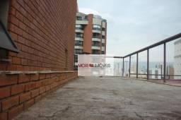 Cobertura com 4 dormitórios para alugar, 265 m² por R$ 6.000,00/mês - Jardim Vila Mariana