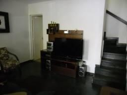 Casa Geminada à venda, 3 quartos, 1 vaga, Santa Rosa - Belo Horizonte/MG