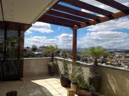 Cobertura à venda, 3 quartos, 2 suítes, 3 vagas, Santa Rosa - Belo Horizonte/MG