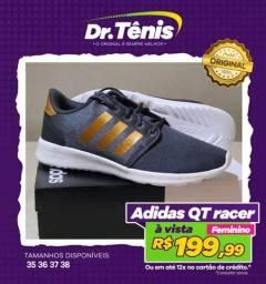 Tênis original Adidas Qt racer feminino