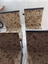 cadeiras p mesa