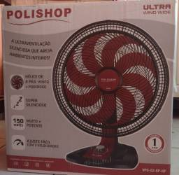 Ventilador Polishop novo na caixa
