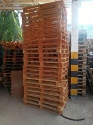 Compro e vendo pallets PBR-1 e descartáveis