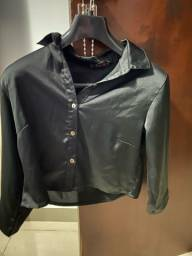 Crooped Camisa - P