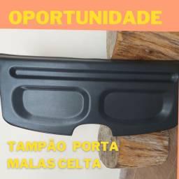 Tampão porta mala Celta