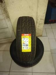 Título do anúncio: Vendo pneu 245/70ar16 zeta