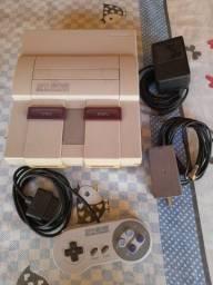 Título do anúncio: Super Nintendo - SNS001
