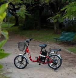 Bicicleta Elétrica Com Garantia