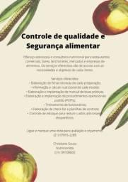 Nutricionista consultora