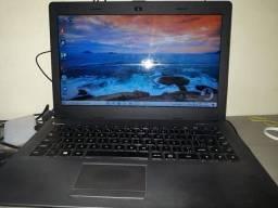 Troco notebook por celular com + de 128gb - Positivo Premium i3 xr7520