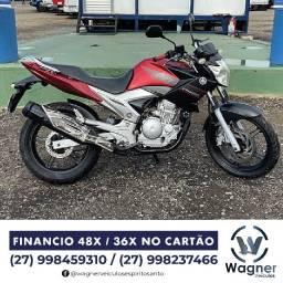 Yamaha Fazer 250 48x s/entrada Wagner Veículos