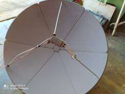 Antena Parabólica SKY Hdtv com 1.50m