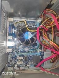 Vendo esse kit i3 + processador e memória