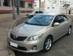 Toyota Corolla 1.8 GLI Flex Automático (Completo) (Farol de milha) (IPVA 2021 PAGO) - 2013
