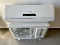 Ar condicionado eletrolux 9000 Btus convencional + incluso instalação simples