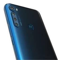 Vendo Celular Moto One Fusion Plus - apenas ,6 meses de uso.