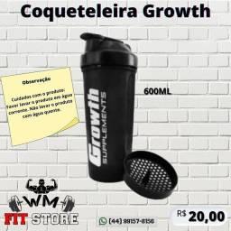 Coqueteleira Original Growth Supplements Direto De Fabrica