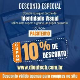 Site, Loja Virtual e Logotipo Profissional