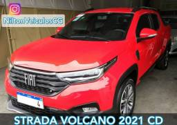 Título do anúncio: Strada Volcano 2021 - 10 mil km e garantia de 3 anos