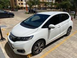 Honda Fit EXL 2019 único dono