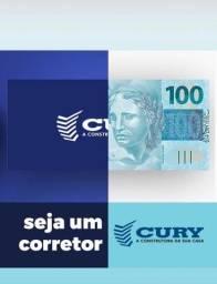Título do anúncio: Vagas - Corretores - Cury Vendas