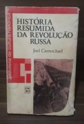 Título do anúncio: História Resumida da Revolução Russa - Joel Carmichael