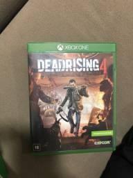 Vendo Dead Rising 4 - Xbox one super novo!