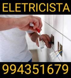 Eletricista residencial instalações elétricas em geral prime