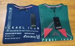 Camisa de várias marcas MALHA PERUANA