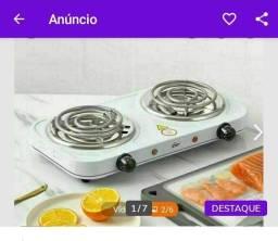 Título do anúncio: Promoção de fogão elétrico leia o anúncio mas já vai descarregar