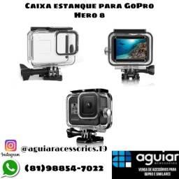 Caixa estanque GoPro Hero 8