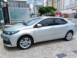 Corolla XEI, 2.0 flex, Automático, 2018, Apenas 28 mil km, Único dono, OPORTUNIDADE!