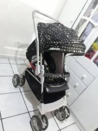 Carrinho unisex para bebê Galzerano
