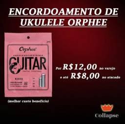 Corda de ukulele