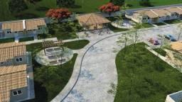 Lindas casas em Marechal - Área de lazer completa (Tem até campo de areia!)