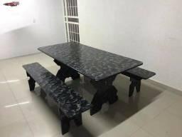Lindas mesas de Ardósia pronta entrega